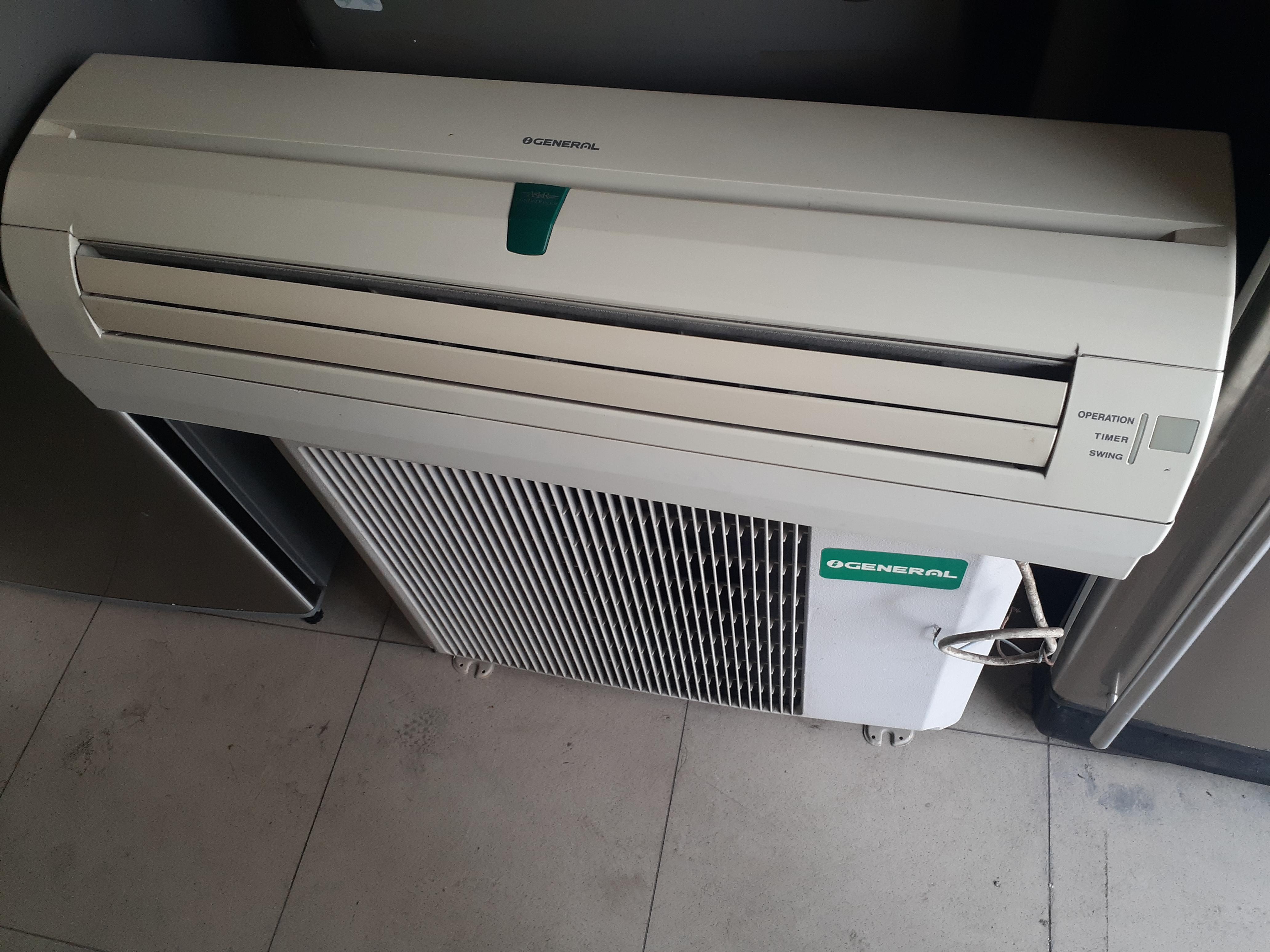 Máy lạnh cũ genera 1 ngựa
