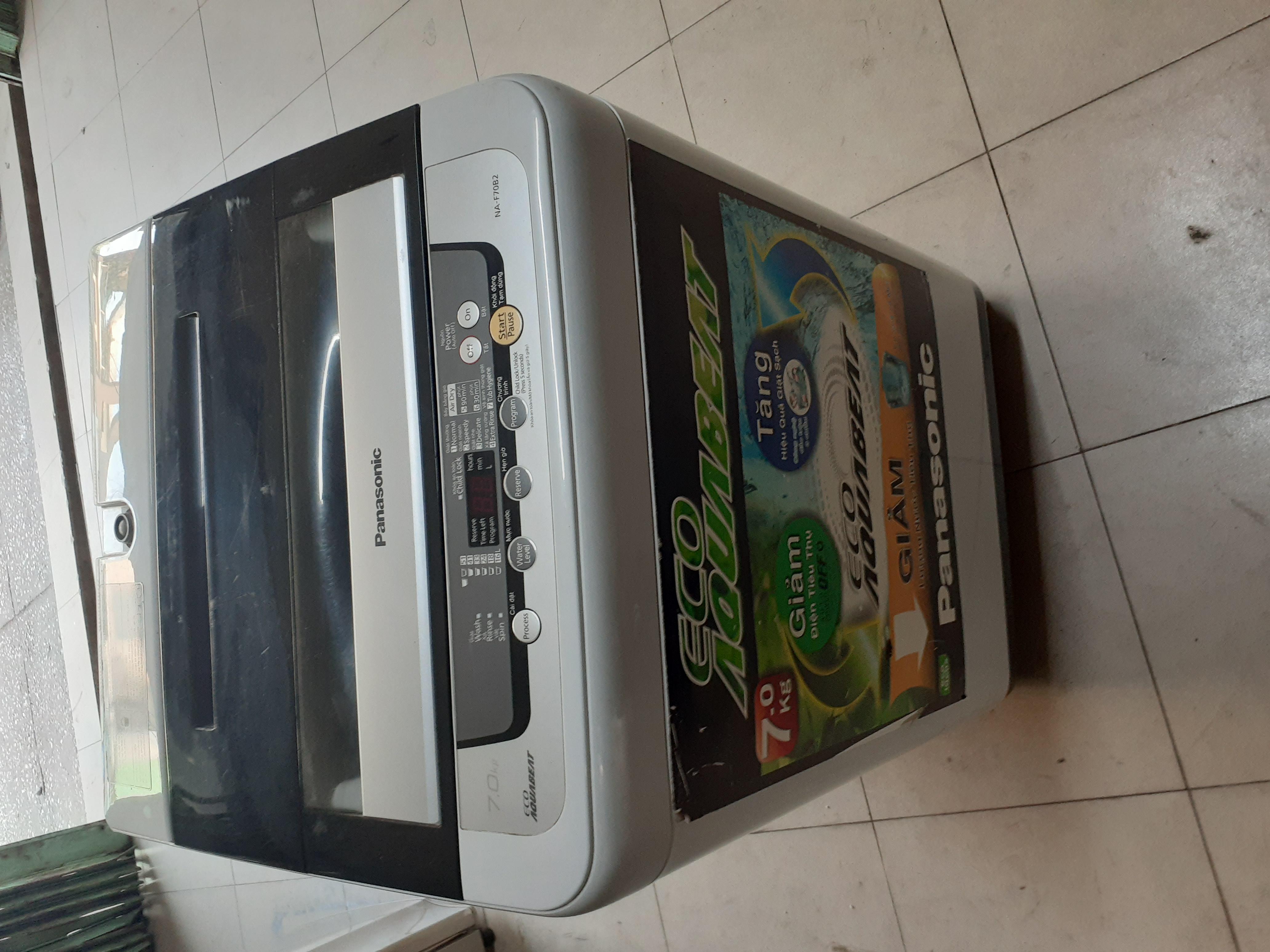 Máy giặt cũ panasonic 7kg