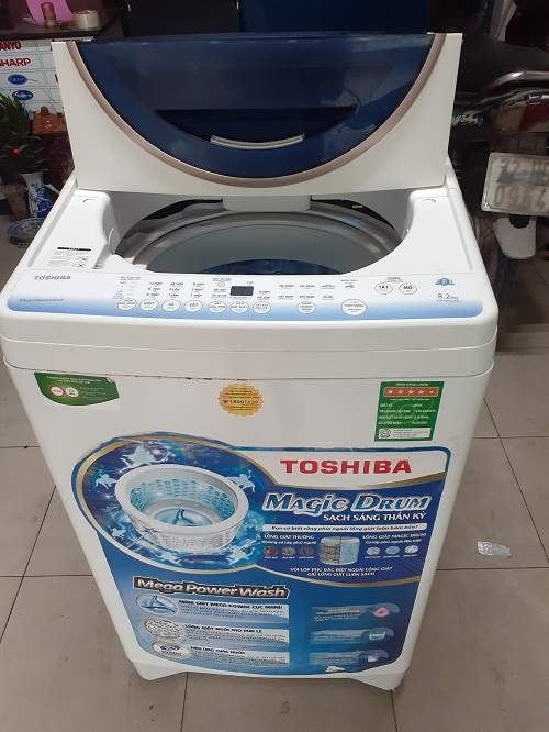 Máy giặt Toshiba 8.2kg