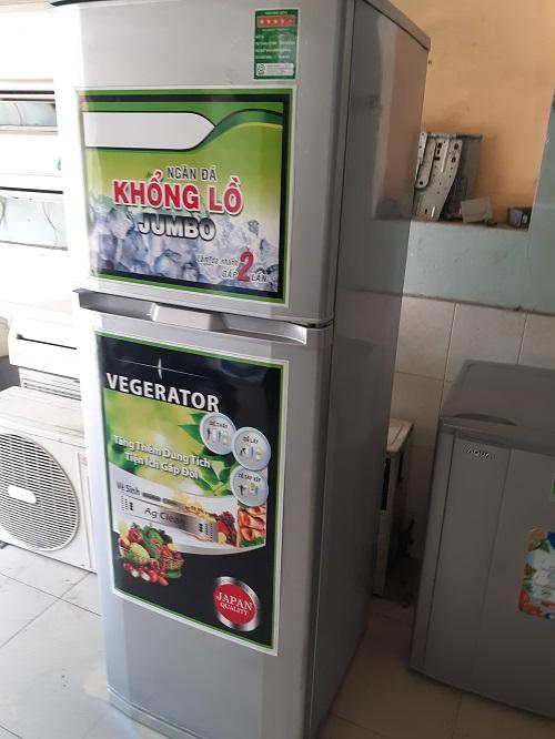 Tủ lạnh cũ hitachi 220 lít