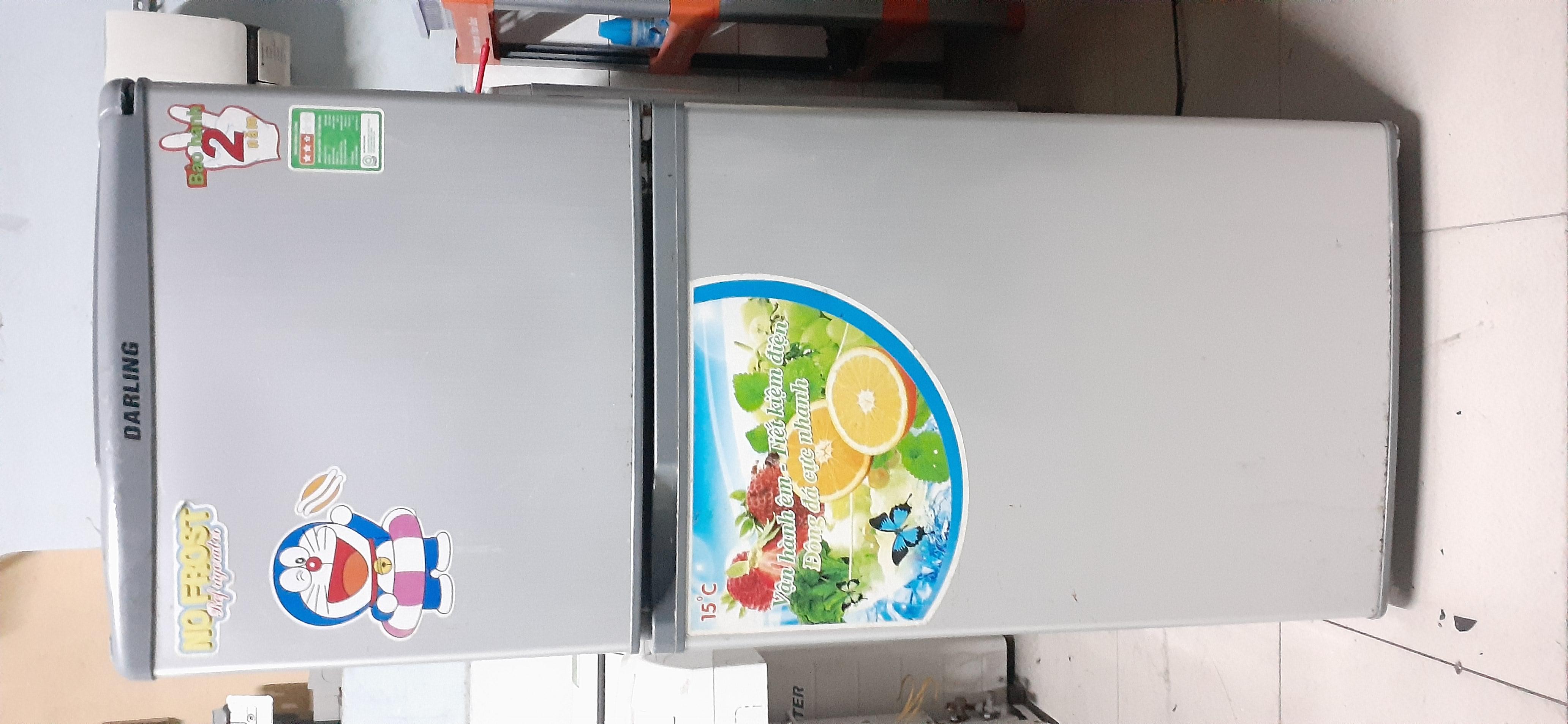 Tủ lạnh darling 140 lít