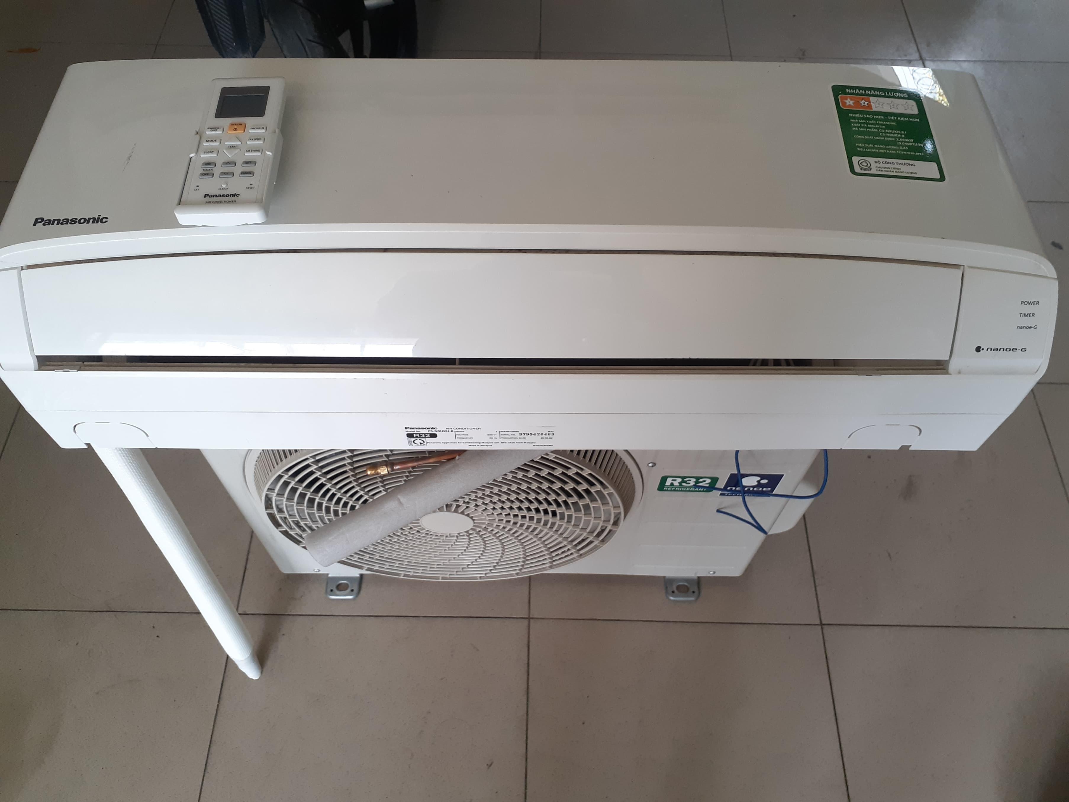 Máy lạnh cũ Panasonic 1 ngựa