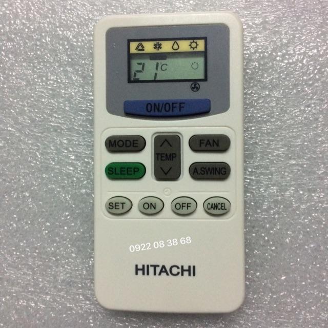 Bán điều khiển máy lạnh Hitachi hcm