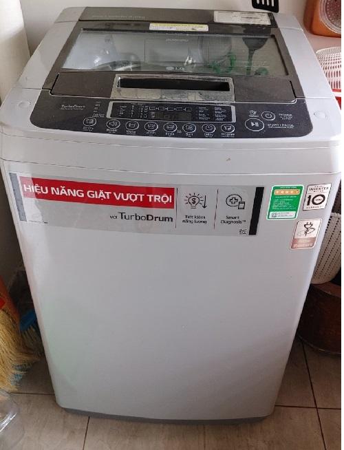 Máy giặt cũ LG inverter 8kg