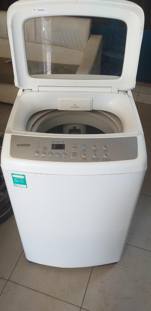 Máy giặt cũ samsung 8.2kg...giá 1tr800k