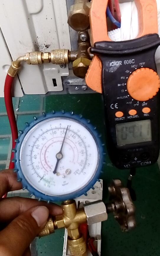 Bơm gas máy lạnh hcm