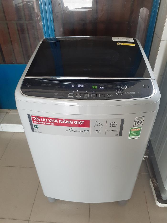 Máy giặt LG inverter 10kg  T2310DSAM