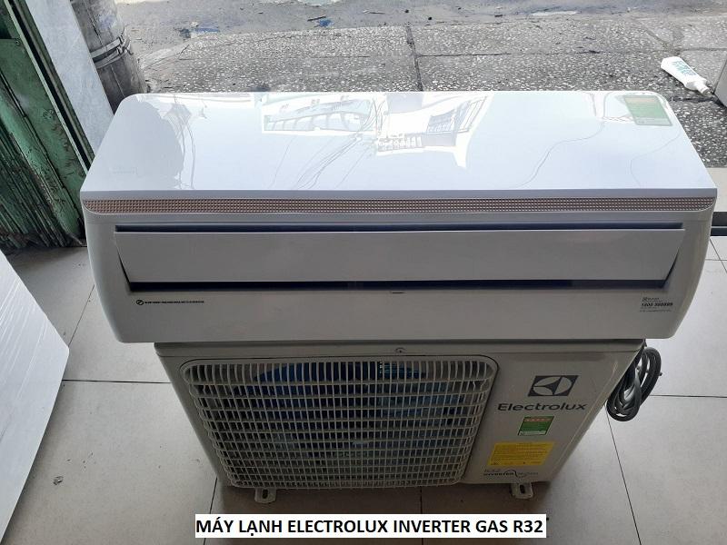 Máy lạnh cũ Electrolux inverter 1hp