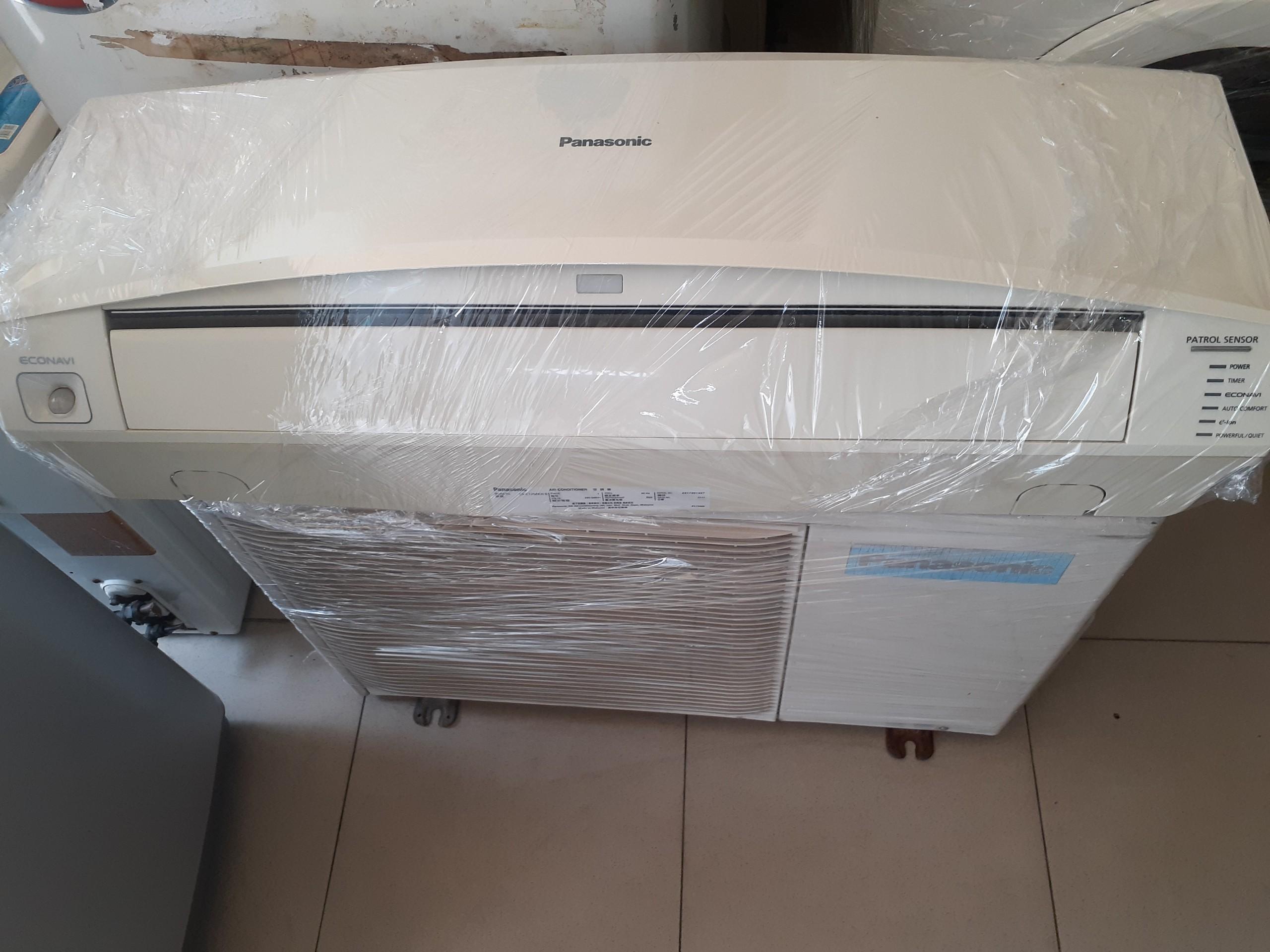 Máy lạnh cũ panasonic 1hp