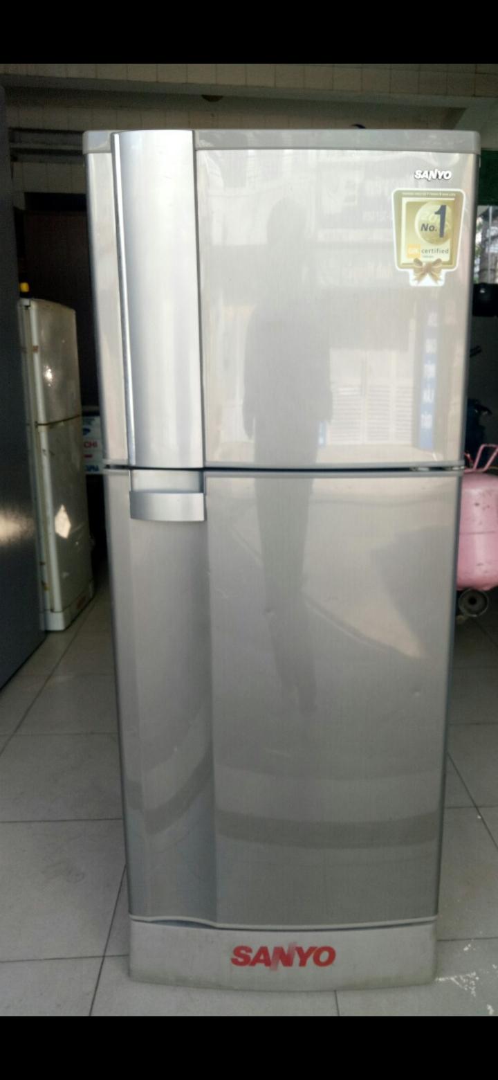 Tủ lạnh cũ sanyo 170l