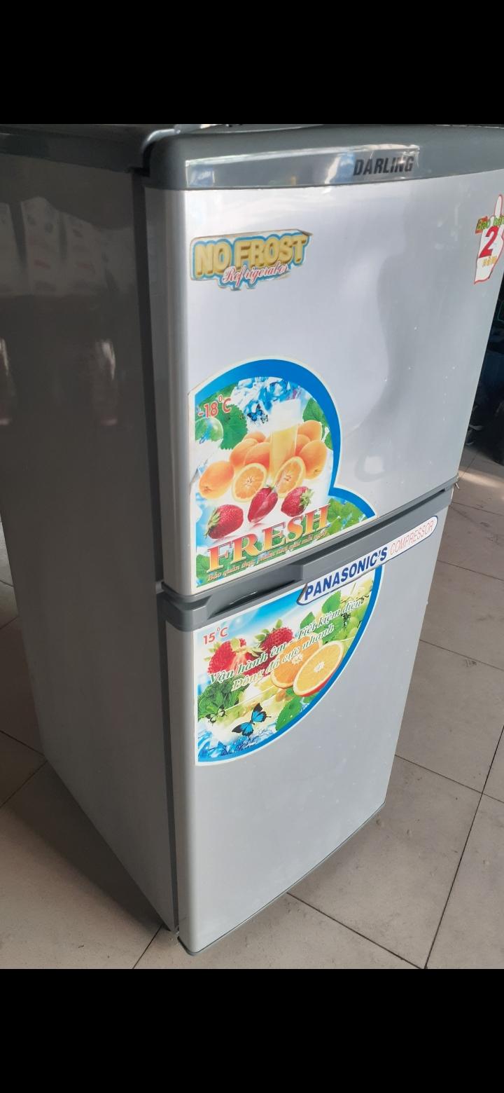 Tủ lạnh cũ darrling 120 lít
