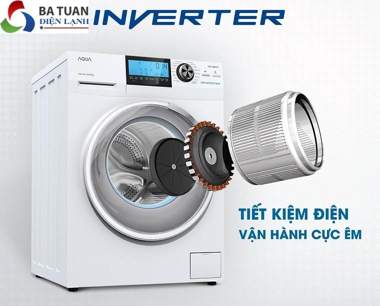 5 công dụng tuyệt vời của máy giặt inverter so với máy giặt thường