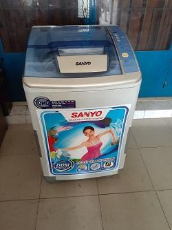 Máy giặt cũ Sanyo 7.8kg