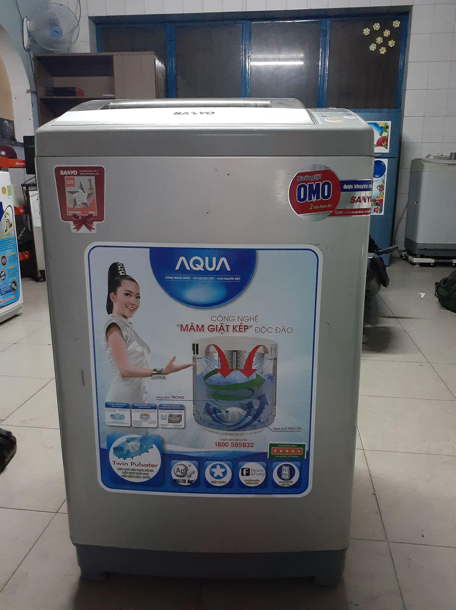 Máy giặt cũ Sanyo 9kg