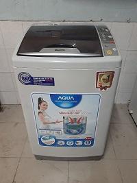 Máy giặt cũ sanyo aqua 8kg