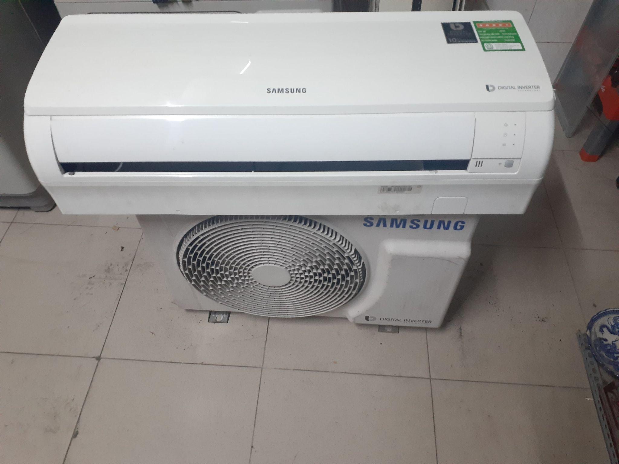 Máy lạnh cũ Samsung inverter 1 ngựa