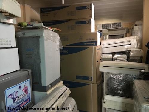 Thu mua máy lạnh cũ quận 8