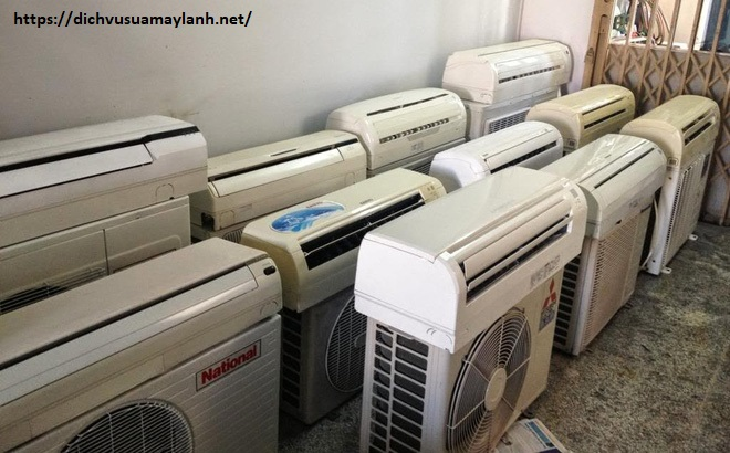 Thu mua máy lạnh cũ quận Gò Vấp