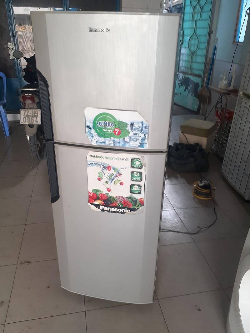 Tủ lạnh cũ panasonic 200 lít