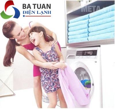 3 cách sử dụng máy giặt tiết kiệm điện có thể bạn chưa biết