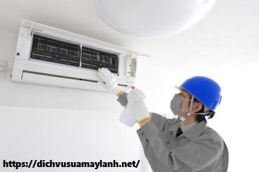 Thời gian bảo trì máy lạnh hợp lý nhất