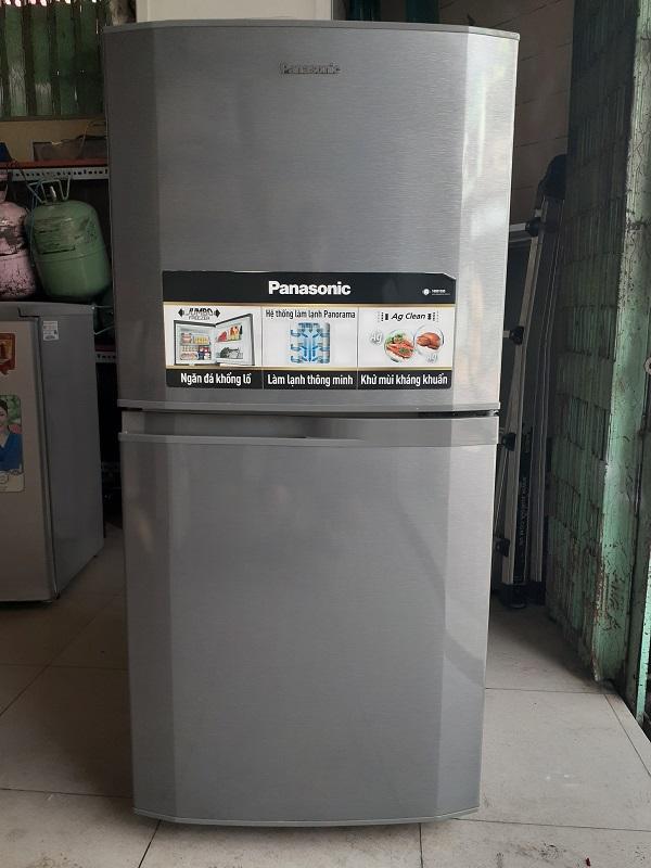 Tủ lạnh panasonic 135 lít new 98%