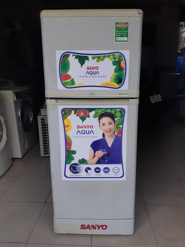 Tủ lạnh cũ sanyo 160 lít