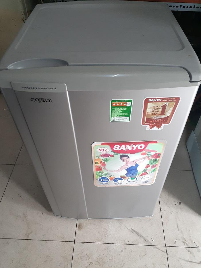 Tủ lạnh cũ sanyo 92 lít ...giá 1tr5